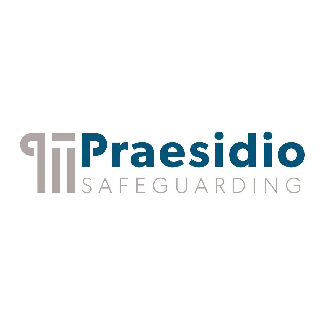 Praesidio Logo design Elbowroom Graphics